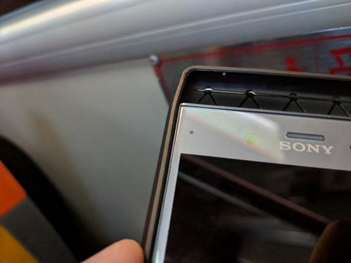 Ốp lưng Xperia XZ4 (ảnh 3)