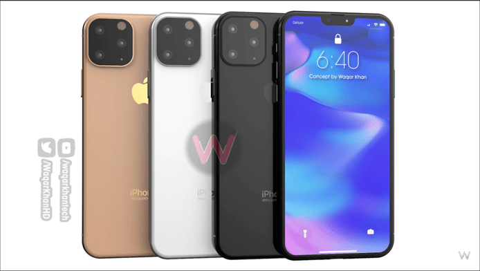Concept iPhone XI (ảnh 4)