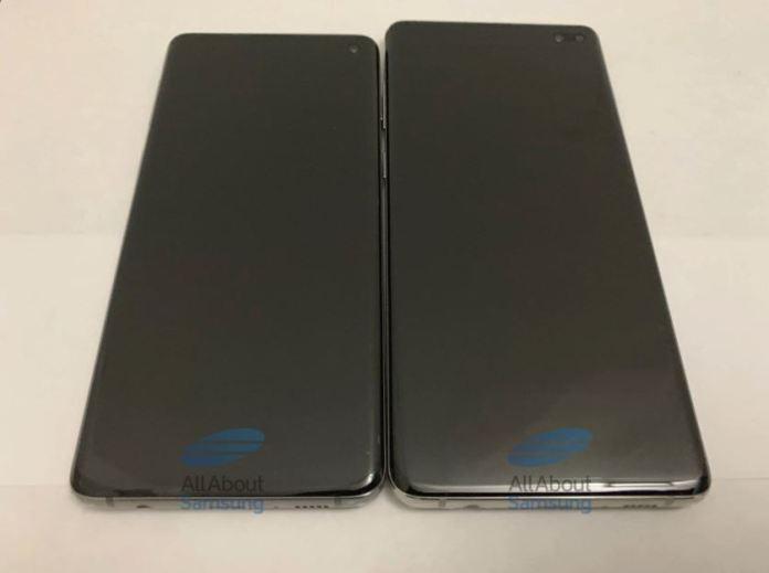Galaxy S10 và S10+ lộ ảnh nguyên mẫu thực tế tuyệt đẹp 4