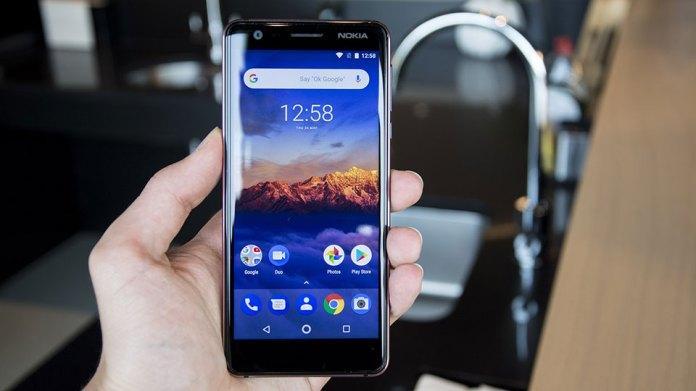Nokia 3.1 bắt đầu nhận được Android Pie