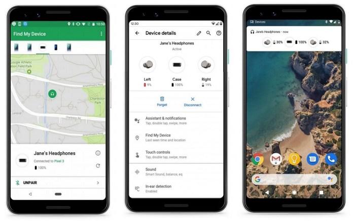 Android Q sẽ tích hợp tính năng tìm phụ kiện thất lạc thông qua Bluetooth (ảnh 2)