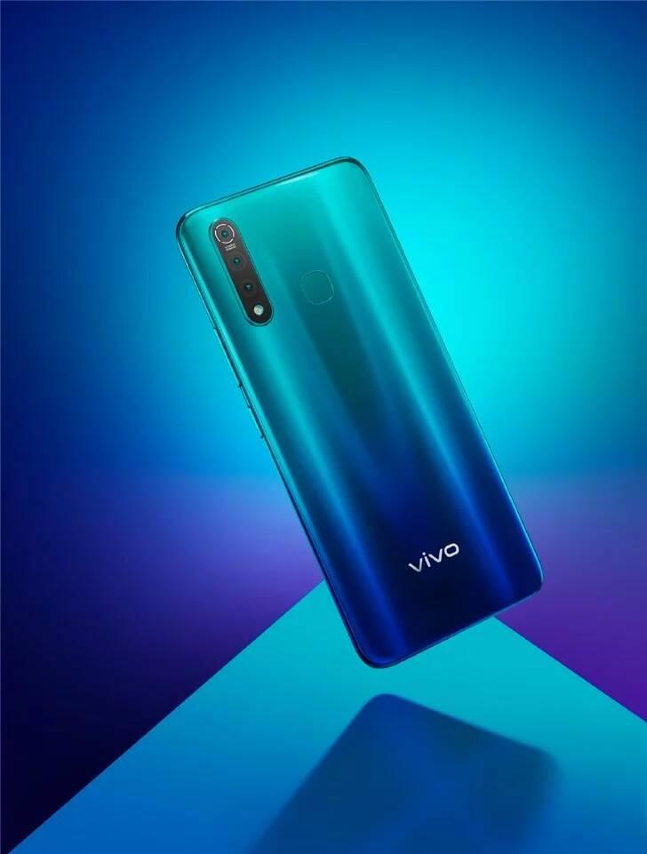 Mọi thông tin bạn cần biết về smartphone Vivo Z5x trước giờ ra mắt  Vivo Z5x thong tin 4