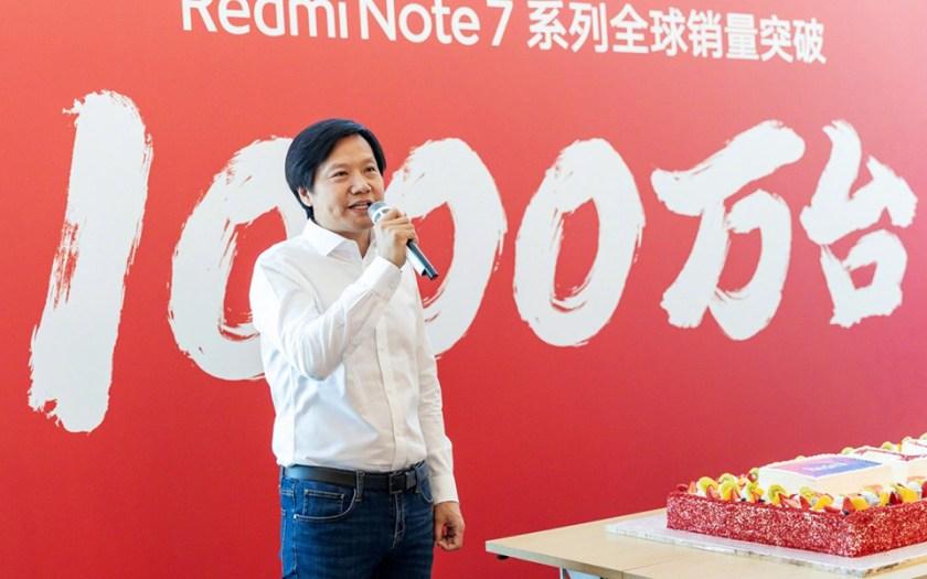 Redmi Note 7 bán được 10 triệu chiếc trên toàn cầu (ảnh 1)
