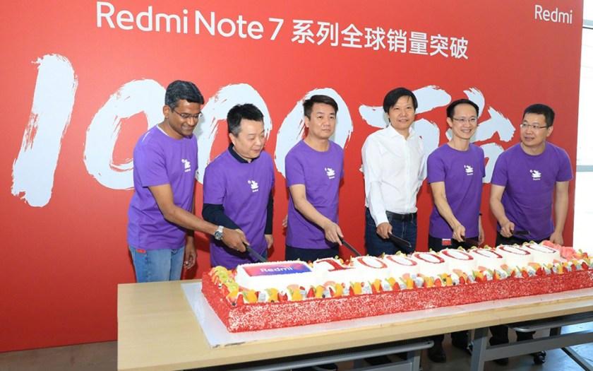 Redmi Note 7 bán được 10 triệu chiếc trên toàn cầu (ảnh 2)