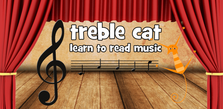Treble Cat HD - Read Music