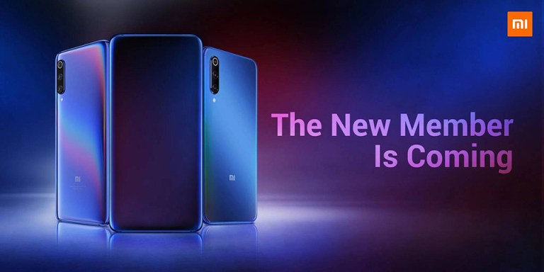 Ảnh teaser Xiaomi Mi 9T (ảnh 2)