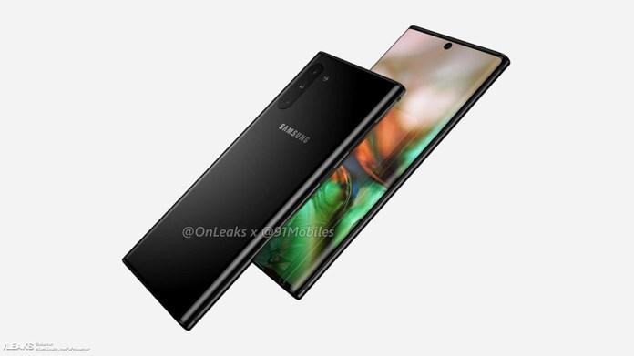 Cấu hình Galaxy Note 10 và Note 10 Pro (ảnh 3)