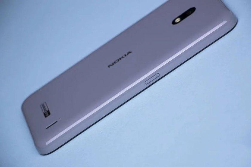 cảm nhận thiết kế Nokia 2.2