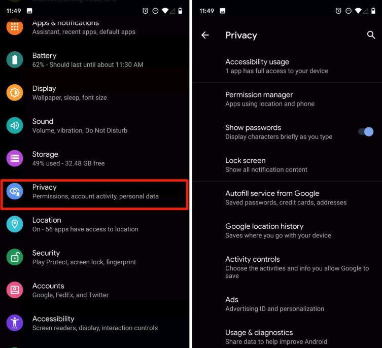 7 tính năng của Android Q sẽ khiến bạn thích mê trong bản chính thức 5