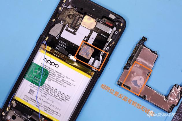 Mổ bung chiếc OPPO Reno 10X Zoom mảnh mai để xem tận mắt cụm camera pop-up 3