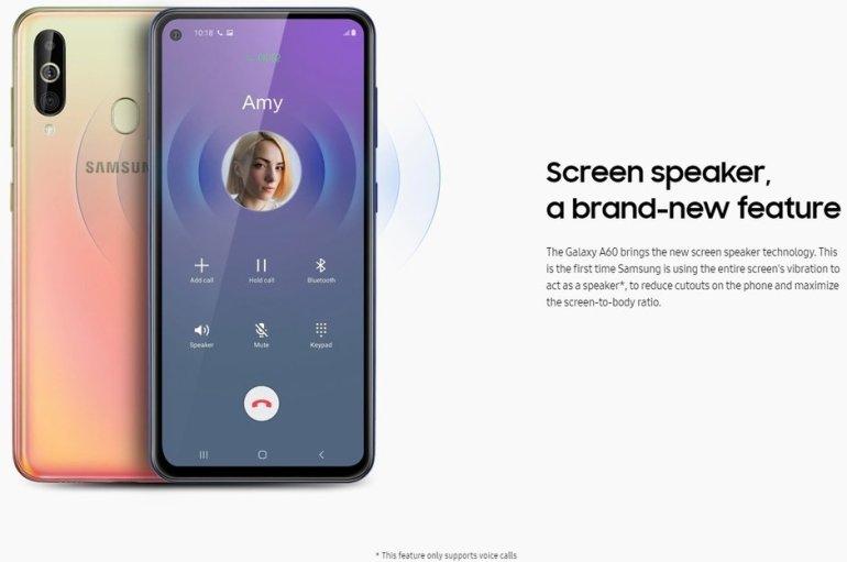 Giải mã công nghệ Sound on Display có thể góp mặt trên Galaxy Note 10 1