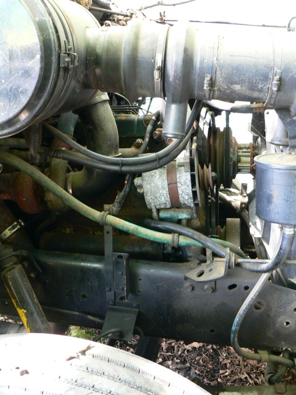 Dt466 Fuel System Problem - Year of Clean Water