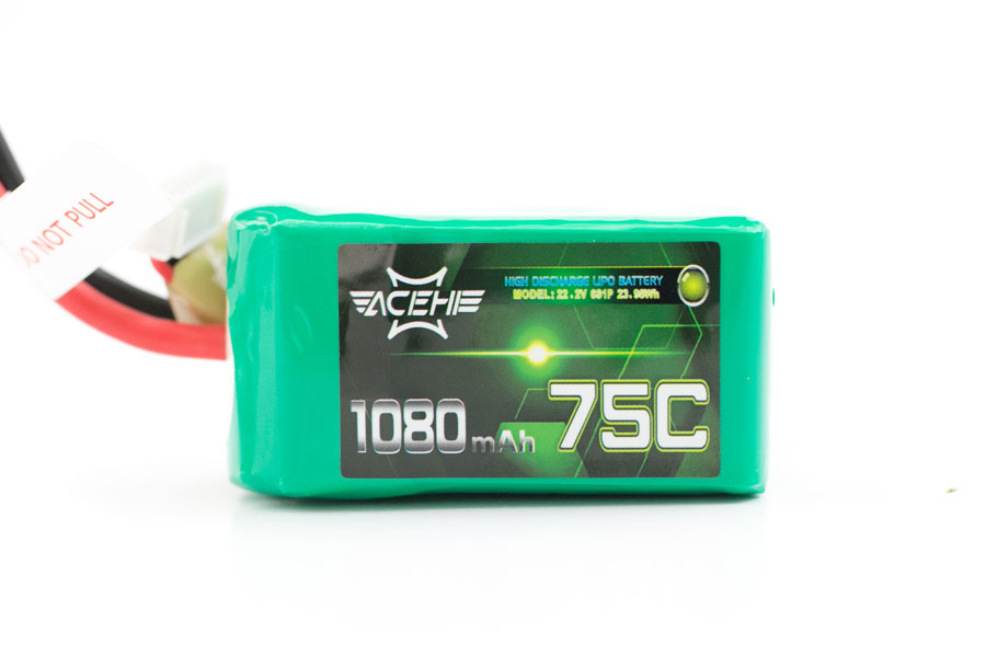 acehe 6s 1080mah 75c battery