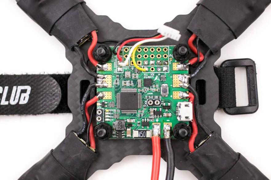 dtfc flight controller