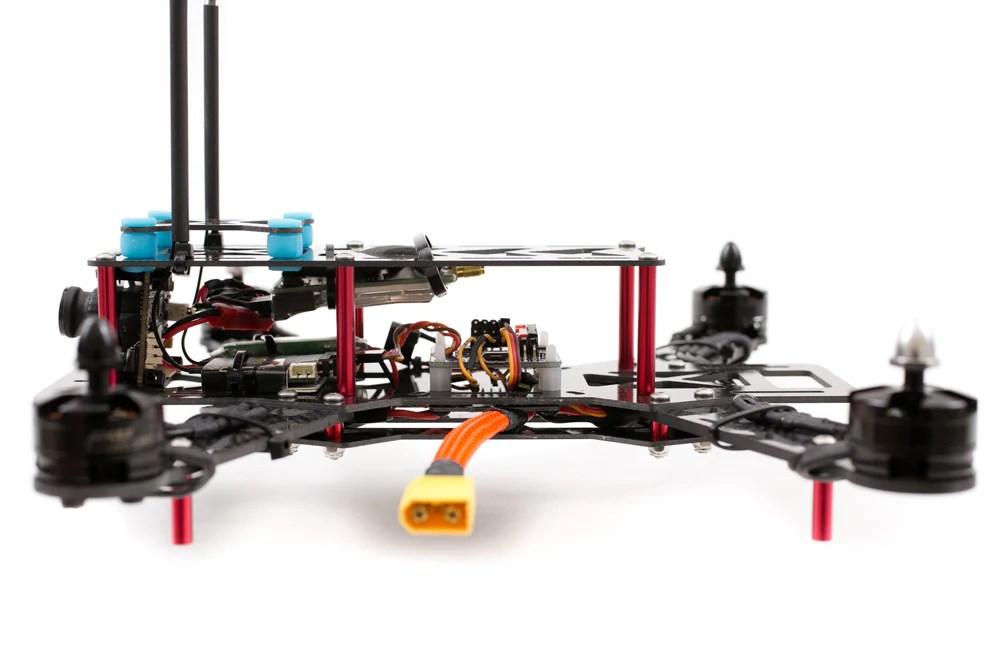 max nighthawk 250 build
