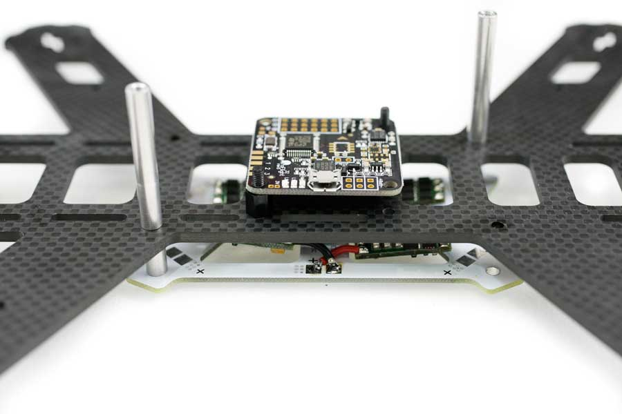 Learn How To Build A Lumenier Qav250 Quadcopter