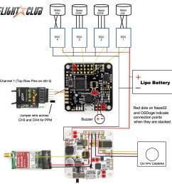 learn how to build a lumenier qav250 quadcopter acro naze32 wiring diagram acro naze32 wiring [ 1000 x 1000 Pixel ]
