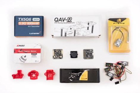 qav-r build