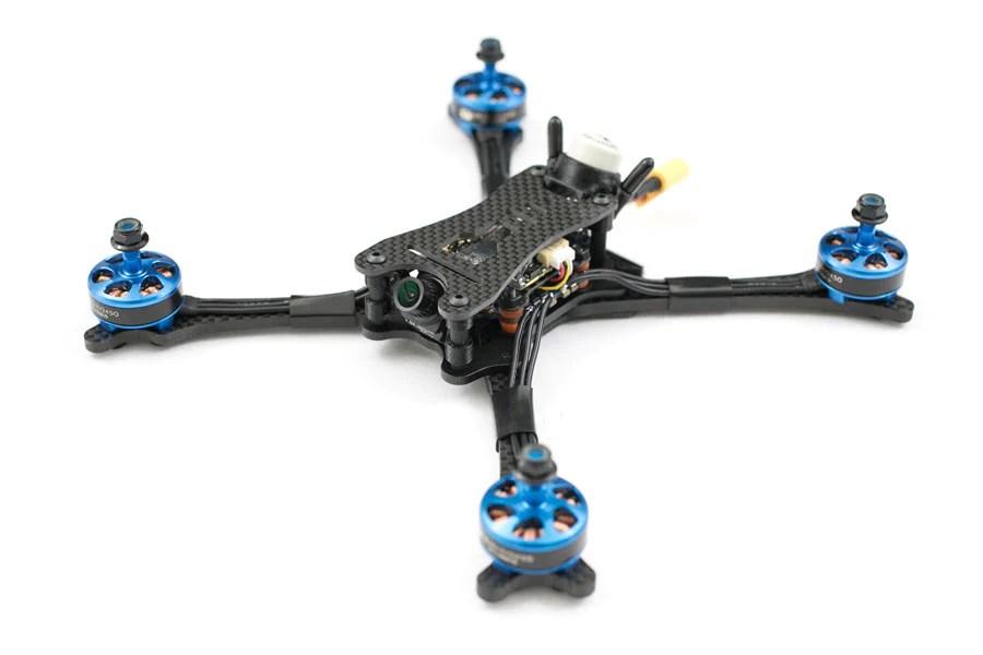 ultralight quad build
