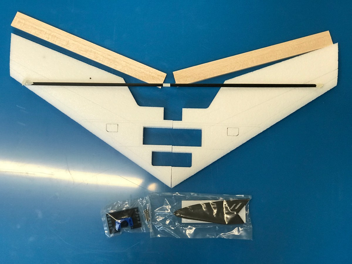 FPVWRA Spec wing by RiteWing