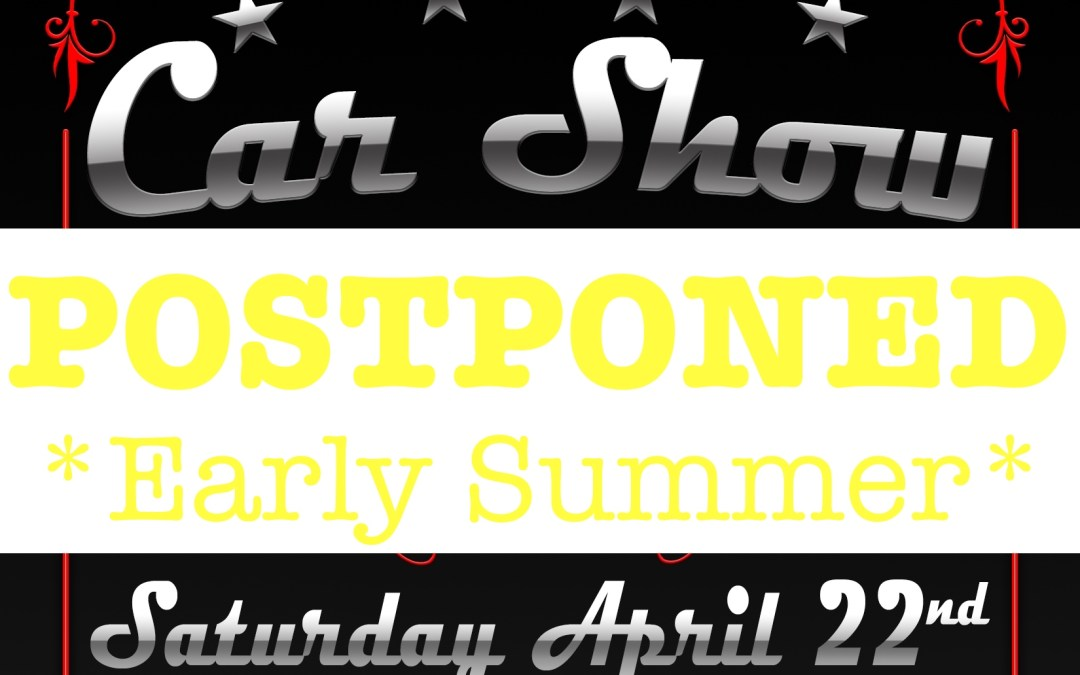 ***POSTPONED***Family Promise to hold 1st Annual Car Show