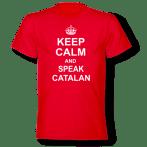 Samarreta Keep Calm - 15 €