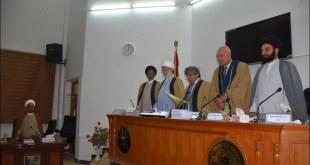 اطروحة  الدكتوراه للطالب ابراهيم صالح مهدي والموسومة بــ (المباني الكلامية واثرها في الاستنباط الفقهي)