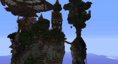 Minecraft Map Minecraft : Island of Gravenhague