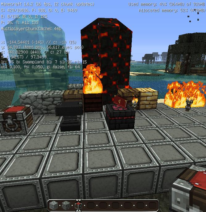 32x32 Minecraft Textures Boss Craft