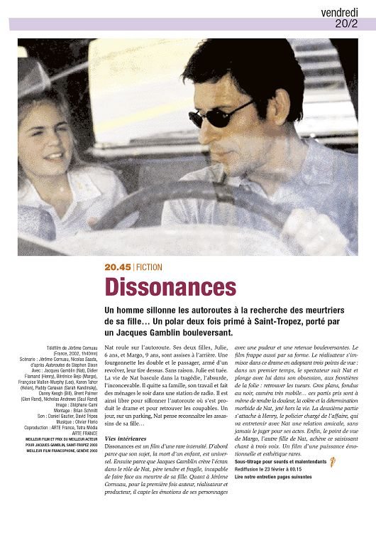 Jacques Gamblin Et Sa Fille : jacques, gamblin, fille, Magazine, Télévision, Divertissement, Actualité, 1001mags, Magazines, GRATUITS