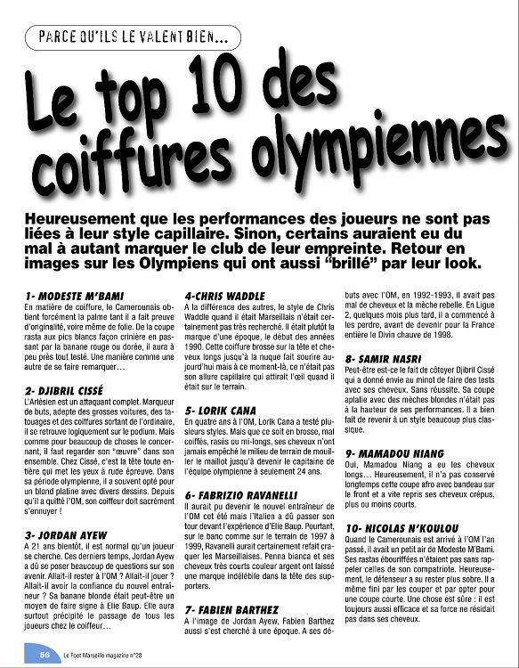 Qui Tient Le Milieu Marseillais : tient, milieu, marseillais, Marseille, Magazine, N°28, Oct/nov, Football, Collectifs, Sports, 1001mags, Magazines, GRATUITS