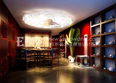 Salon de th chinois des modles 3D 3D Model DownloadFree 3D Models Download