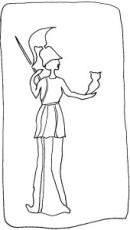 Athena w:owl_avec_chouette dessin