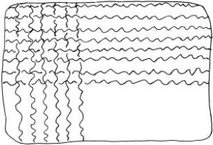Fils tissu à moitié complet:threads weave
