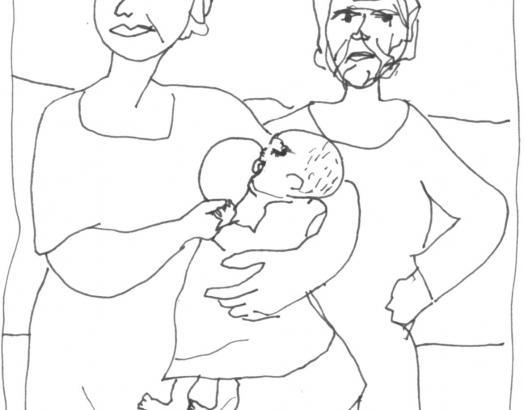 41ème fil: Ta fille sera ma grand-mère