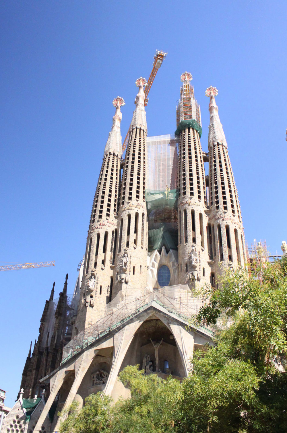 Sagrada Familia tickets coupefile et prix 2018