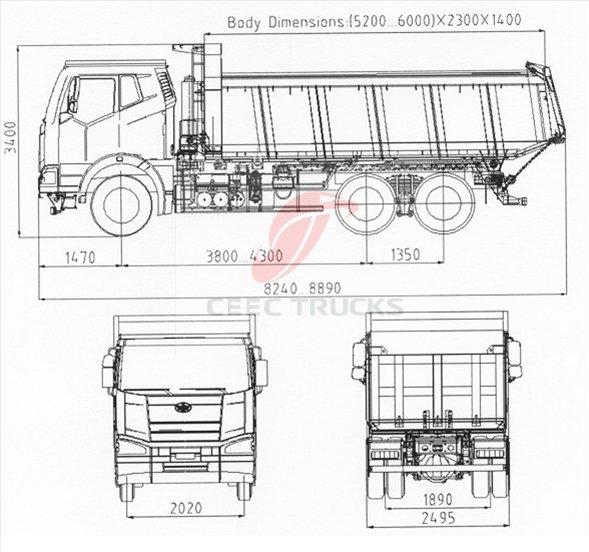 Achetez Les Meilleurs Fabricants De Beiben 2534K Camion