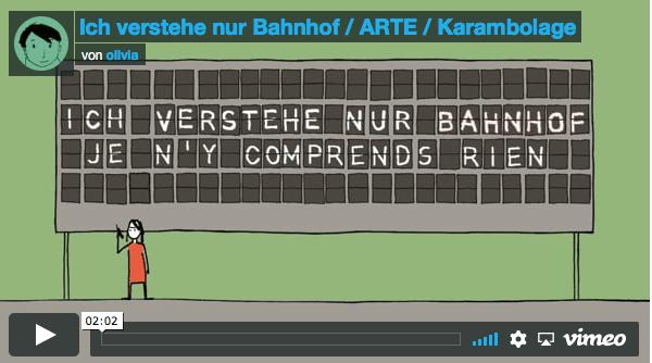 nur bahnhof verstehen expression expliquée ich verstehe nur bahnhof