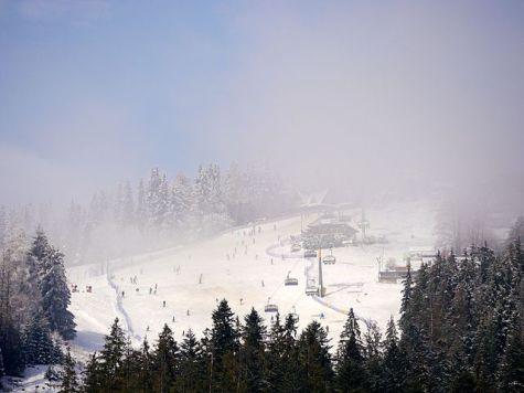 Étudier en Pologne : 5 bonnes raisons Une station de ski à Zakopane