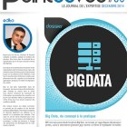 Couverture Newsletter Point de Vue Big Data