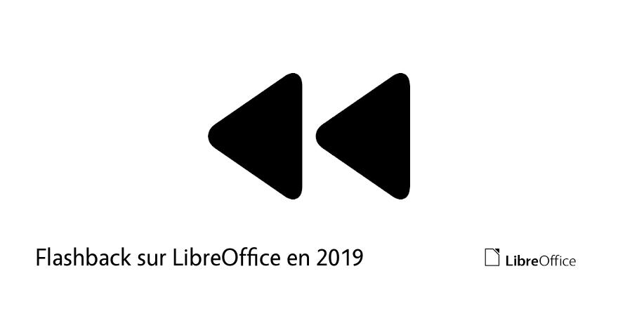 Flashback sur LibreOffice en 2019