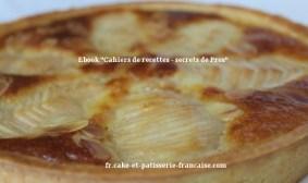 Recette de la tarte bourdaloue