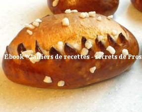 Recette des pains au lait