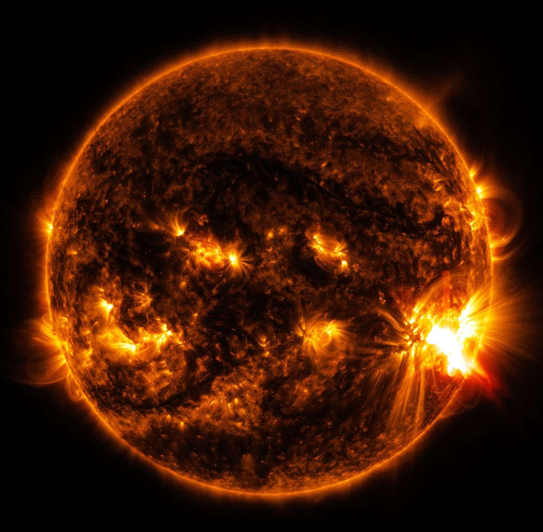D Ou Vient L Energie Du Soleil