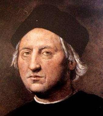 Les grands explorateurs, comme Christophe Colomb, ont participé à l'histoire du chocolat. © Portrait réalisé par le peintre florentin Ridolfo Ghirlandaio