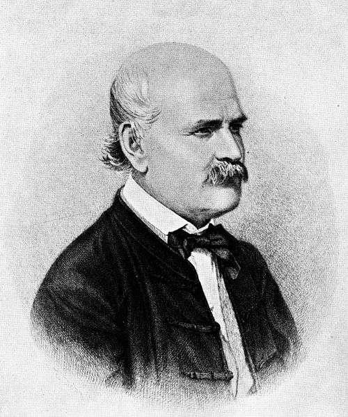 1847 : l'hygiène en médecine avec Semmelweis