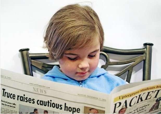 Les enfants surdoués auraient de plus hautes potentialités dans le traitement de l'information. © Gracey, Morguefile