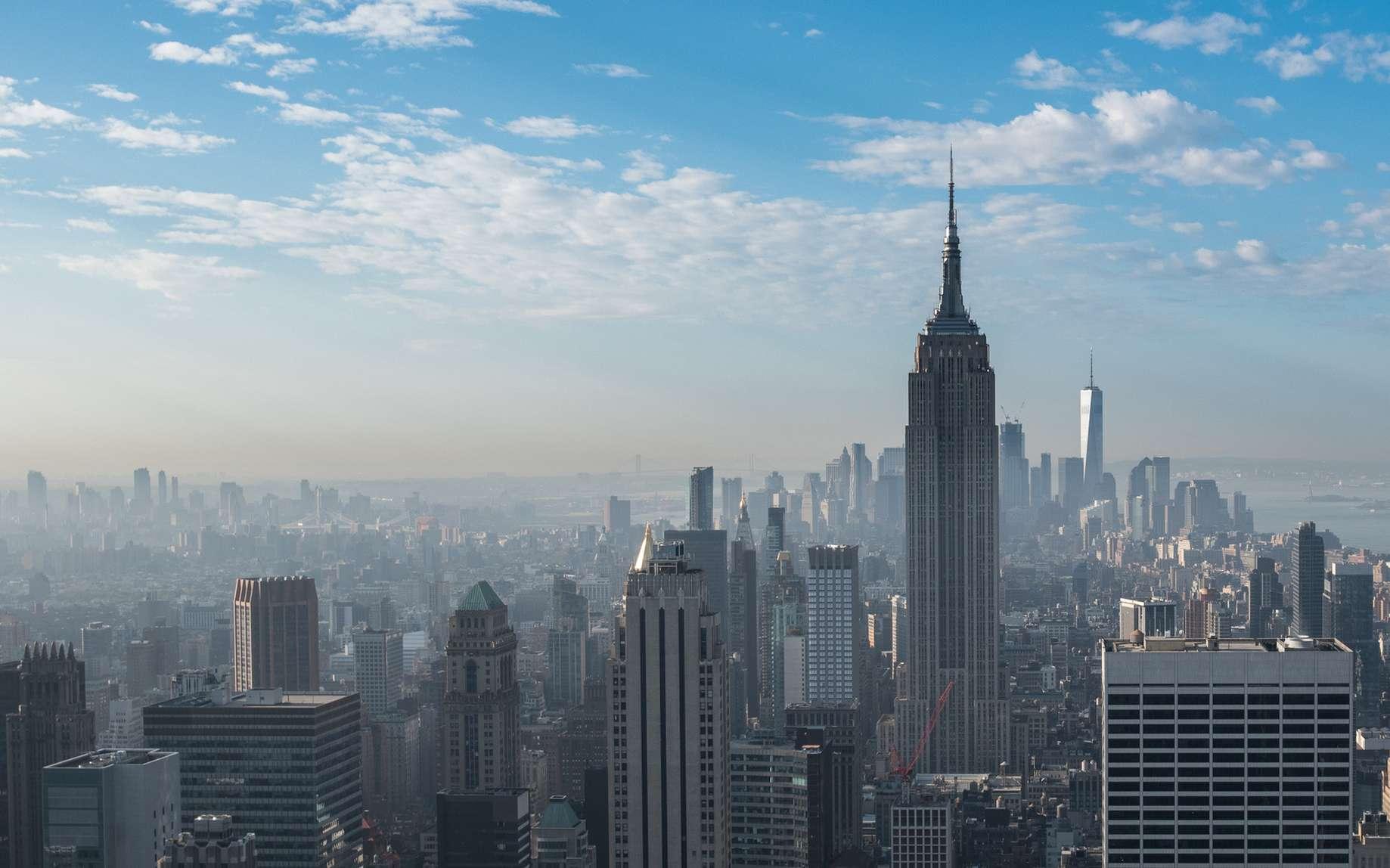 Empire State Building  les secrets de sa construction