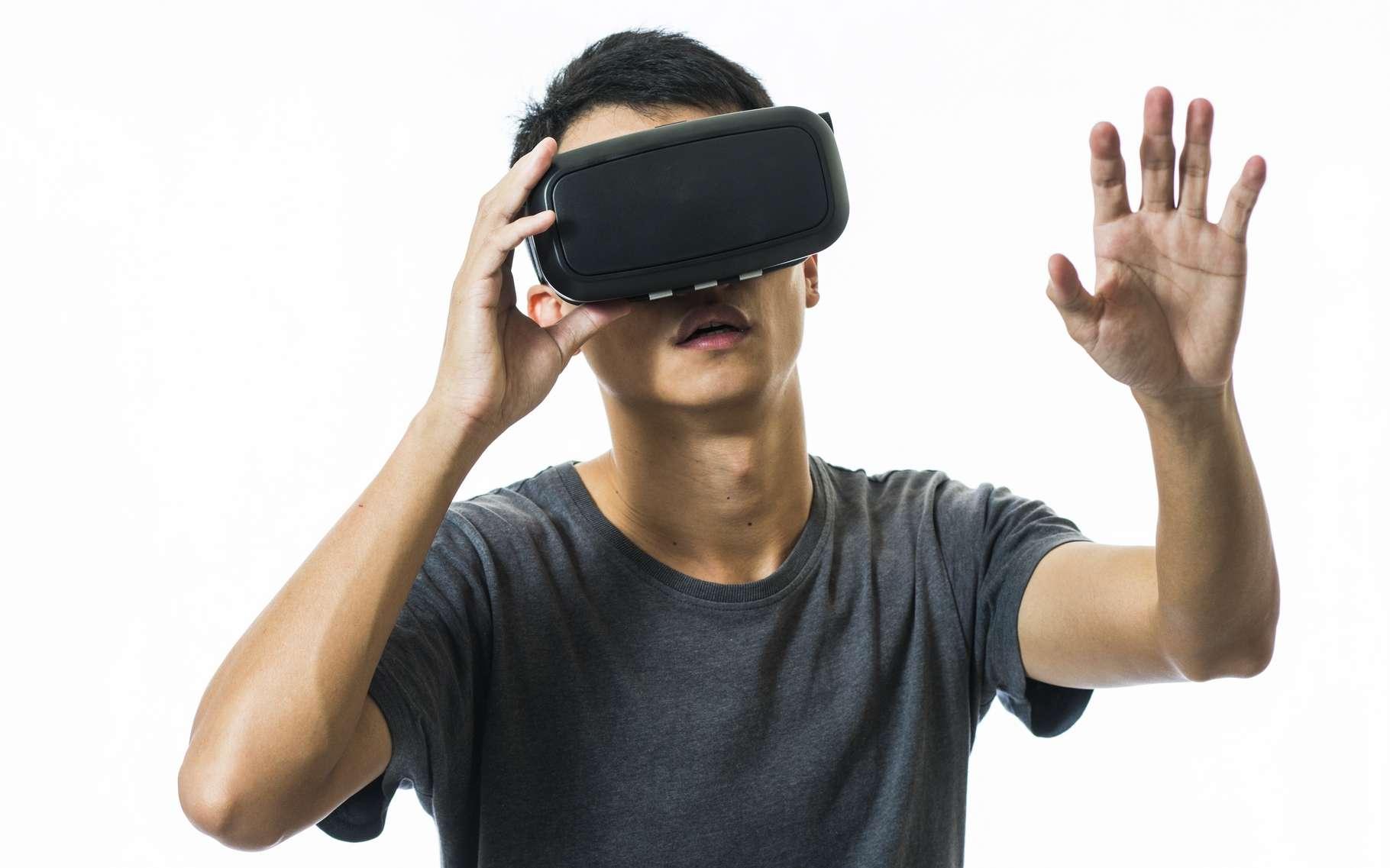 Les tonnantes avances de la ralit virtuelle  Laval Virtual