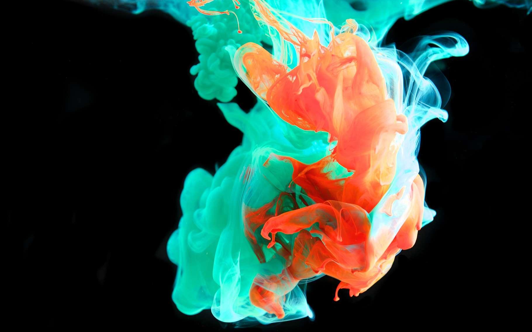 Dynamique des fluides  5 images de toute beaut